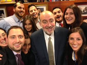 ellen oscar selfie at the UN